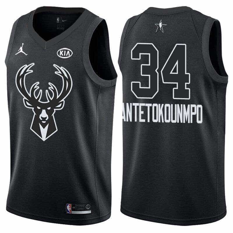 8b6d8913d Camiseta Antetokounmpo  34 All Star 2018  22