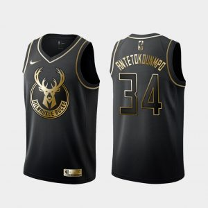 Antetokounmpo Golden Edition