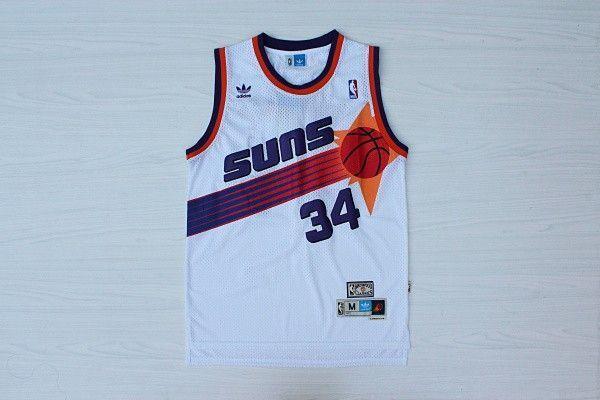 Camiseta Charles Barkley #34 Phoenix Suns