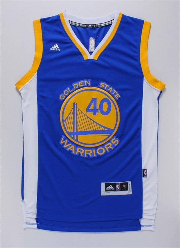 Camiseta Harrison Barnes #40 Golden State Warriors