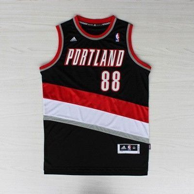 Camiseta Nicolas Batum #88 Portland Trail Blazers