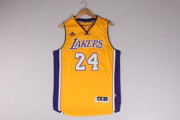 on sale b7b37 0e7ba Camiseta Kobe Bryant #24 Los Angeles Lakers