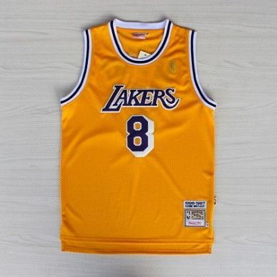 Camiseta Kobe Bryant #8 Los Angeles Lakers