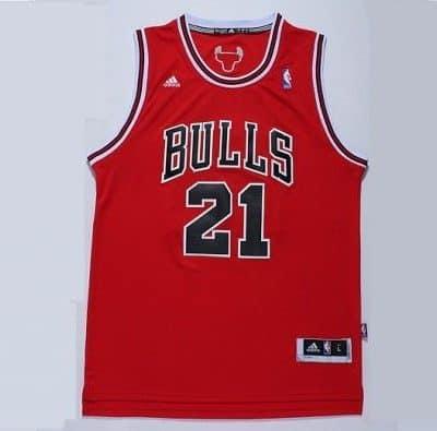 Camiseta Jimmy Butler #21 Chicago Bulls