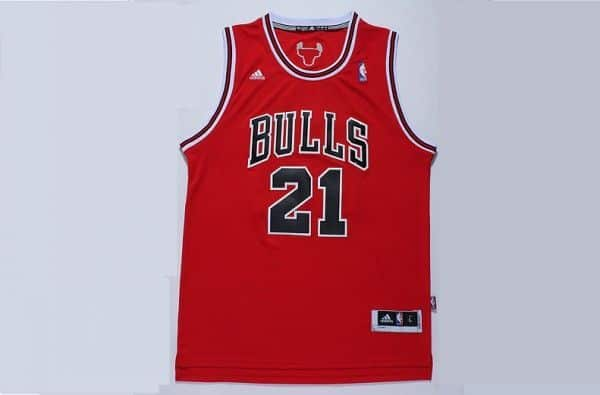 Camiseta Jimmy Butler #21 Chicago Bulls