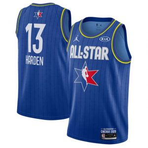 Camiseta James Harden #13 TEAM LeBROM Allstars 2020