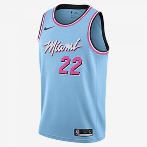 Camiseta Jimmy Butler #22 Heat The City 2020