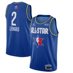 Camiseta Kawhi Leonard #13 TEAM LeBROM Allstars 2020