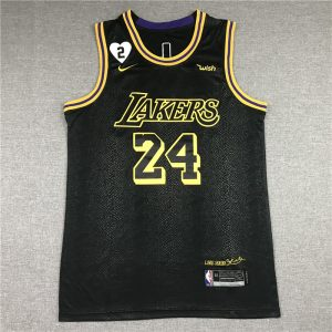 Camiseta Kobe Bryant #24 Edición especial Playoff 2020