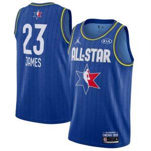 Camiseta LeBron James #23 TEAM LeBROM Allstars 2020