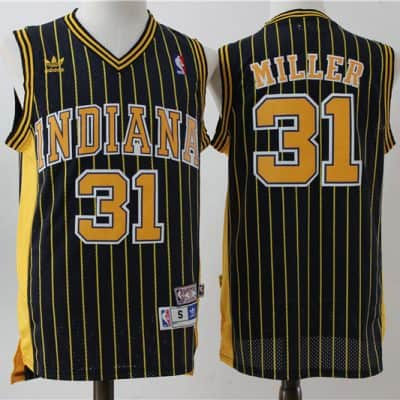 Indiana Pacers G/&F Oladipo #4 Camiseta Baloncesto para Hombres Size : XXL Bordada Deportivas Jersey Swingman Camiseta Chaleco(S-XXL)