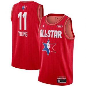 Camiseta Trae Young #11 TEAM GIANNIS Allstars 2020