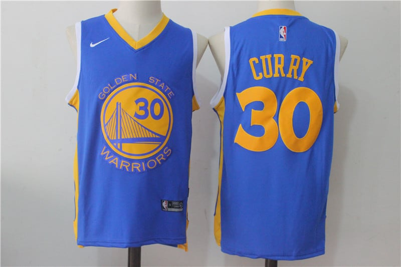 b4715d53b0c86 Camiseta Stephen Curry  30 Golden State Warriors  22