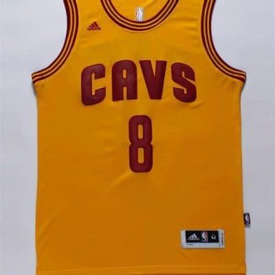 Camiseta Mathew Dellavedova #8 Cleveland Cavaliers