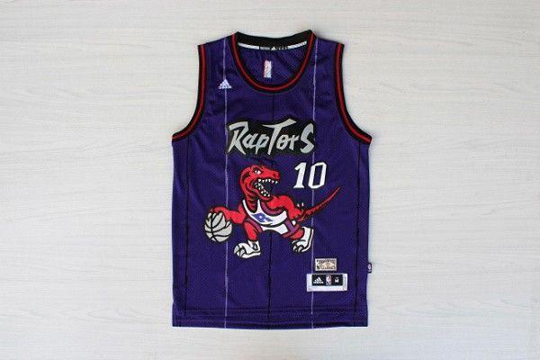 Camiseta Demar DeRozan #10 Toronto Raptors