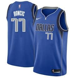622bb8e71 Camiseta Niño Luka Doncic  77 Dallas Mavericks