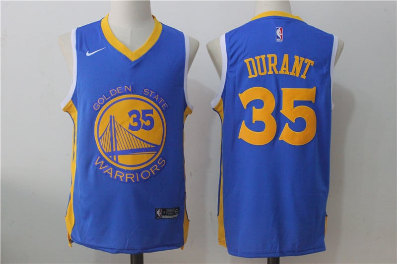 Camiseta Kevin Durant  35 Golden State Warriors  22 18d871a06e8