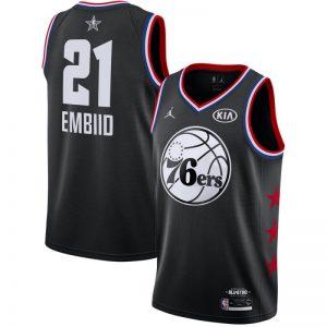 Embiid 21 Negra