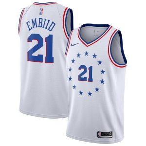 Embiid 76ers Earned