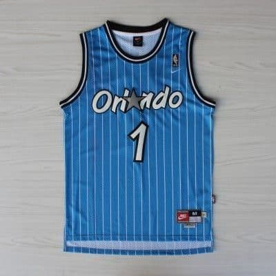 Camiseta Anfernee Hardaway #1 Orlando Magic