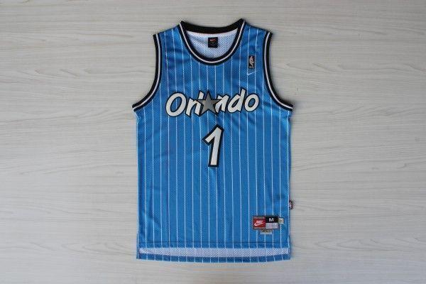 Camiseta Anfernee Hardaway #1 Orlando Magic