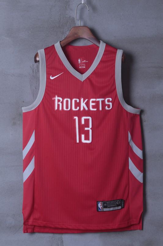 Camiseta James Harden  13 Houston Rockets  22 ced7a69e5a3