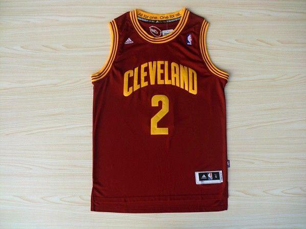 Camiseta Kyrie Irving  2 Cleveland Cavaliers  22 0a0ec350e6f