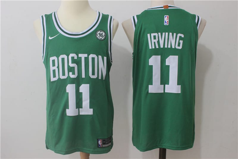 ac7d6bf60 Camiseta Kyrie Irving  11 Boston Celtics  22
