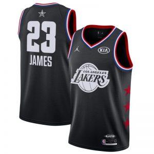 James 23 Negra