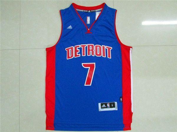 Camiseta Jennings #7 Detroit Pistons