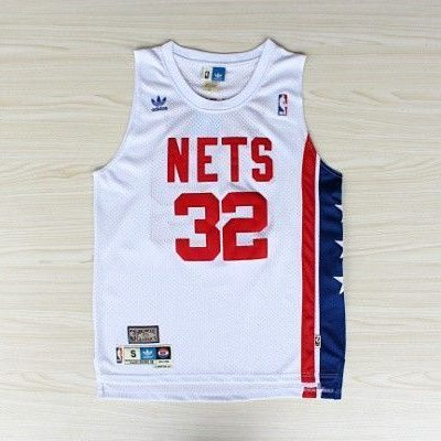 Camiseta Julius Erving #32 New Jersey Nets