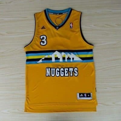 Camiseta Ty Lawson #3 Denver Nuggets