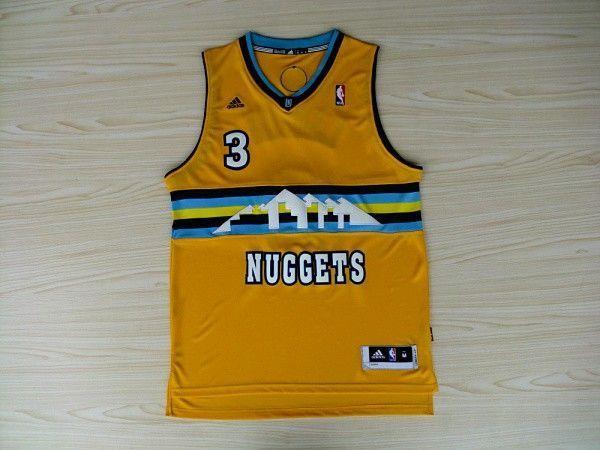 Camiseta Ty Lawson #3 Denver Nuggets