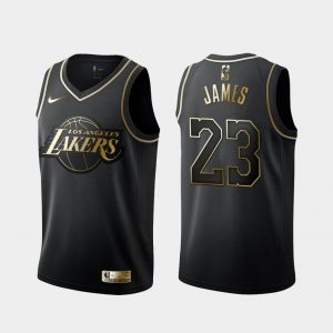 Lebron Golden Edition