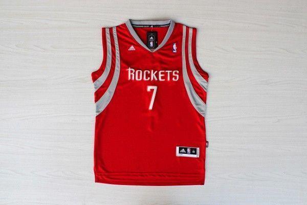 Camiseta Jeremy Lin #7 Houston Rockets