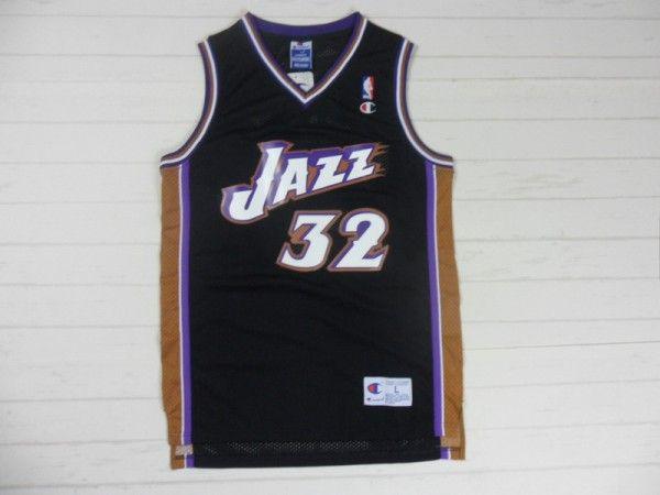 Camiseta Karl Malone #32 Utah Jazz