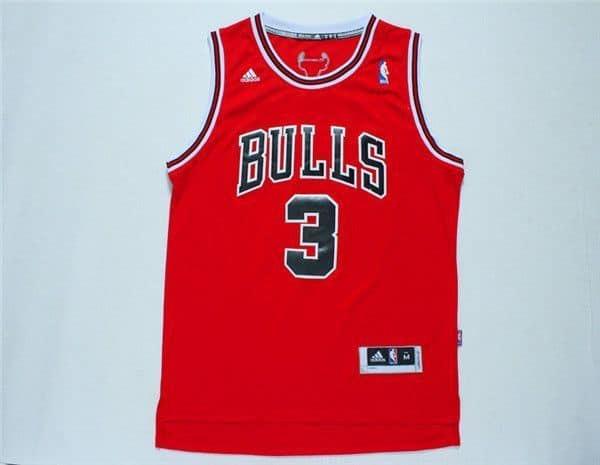 Camiseta Doug McDermott #3 Chicago Bulls
