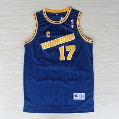 Camiseta Chris Mullin #17 Golden State Warriors