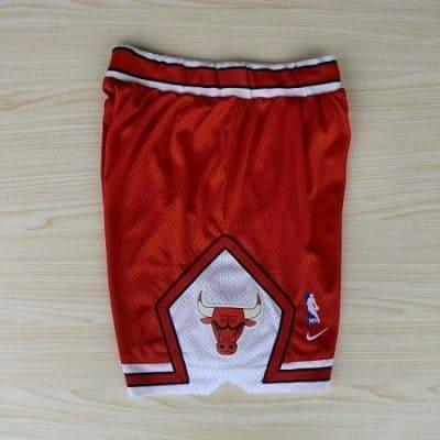 Pantalones Chicago Bulls | Rojo 1