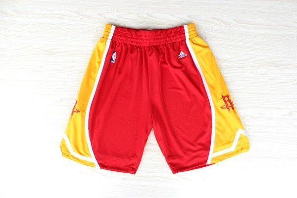 Pantalones Houston Rockets | Rojo Alternativo 1