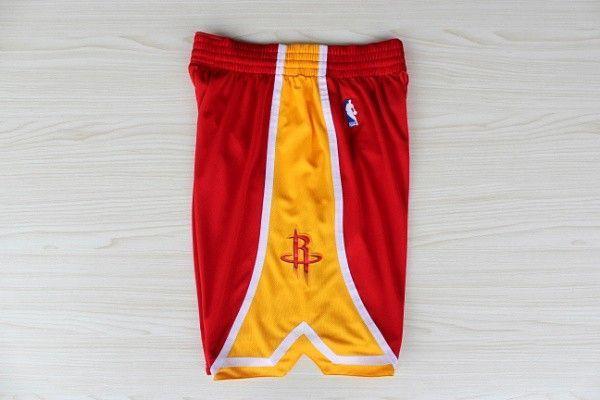 Pantalones Houston Rockets | Rojo Alternativo 2