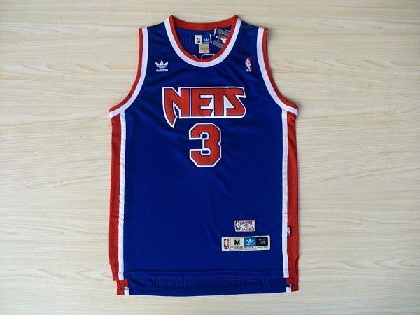 a2b3bc798 Camiseta Drazen Petrovic  3 New Jersey Nets  22