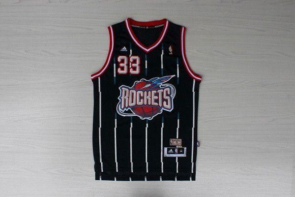 Camiseta Scottie Pippen #33 Houston Rockets