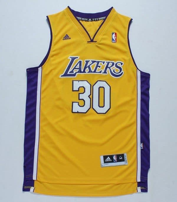 21926df64 Camiseta Julius Randle  30 Los Angeles Lakers  22