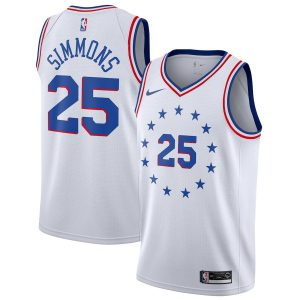 Simmons 76ers Earned