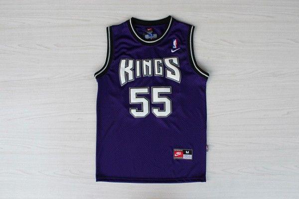 Camiseta Jason Williams #55 Sacramento Kings