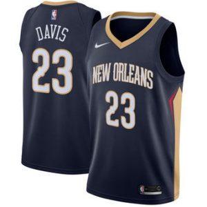 camiseta-anthony-davis-new-orleans-pelicans-negra