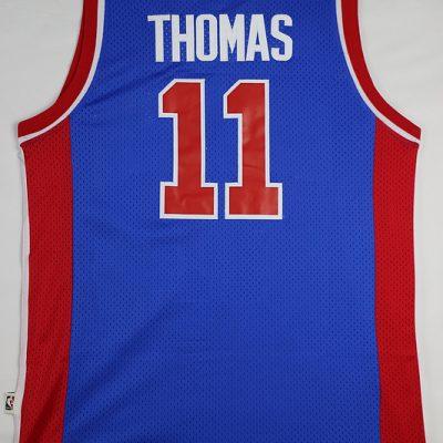 Camiseta Isiah Thomas #11 Detroit Pistons