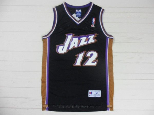 Camiseta John Stockton #12 Utah Jazz