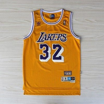 Camiseta Magic Johnson #32 Lakers